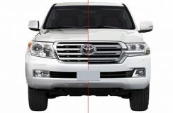 2016 Toyota Land cruiser Fj200 Bodykit Conversion