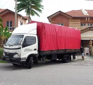Lori Sewa Lorry Movers Rental Service Pindah Rumah