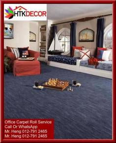 Office Carpet Roll Modern With Install DF47