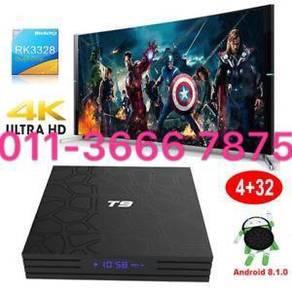 MAX H96 HD 4G+64G android new tv box