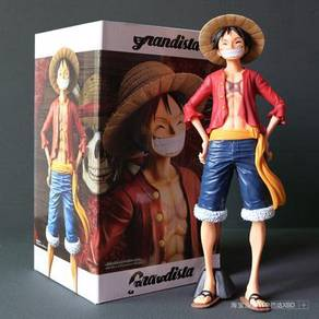 One Piece Luffy Law Sanji Zoro Robin Ace figure
