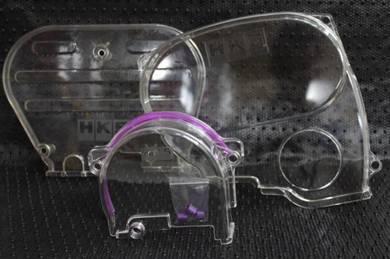 HKS Transparent Timing Cover Proton GSR EVO Campro