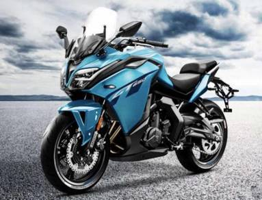 HK- Sport Touring CFMoto 650 GT ABS