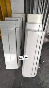 1hp-3hp split unit Aircond used (1a)