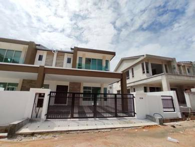 2 Storey Semi D FREEHOLD & MOUNTAIN view house in Kampar one and only
