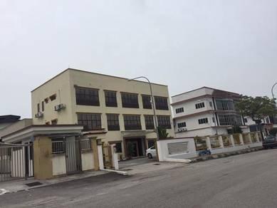 Balakong Taman Cheras Jaya Detached Factory