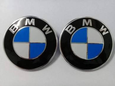 BMW E32 E34 E36 E38 E60 Logo Emblem NEW FREE POS