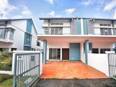 Nusantara Prima Double Storey Cluster House- Near Colombia, 2nd Link,