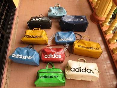 ADIDAS Bag LOT Made Yugoslavia 1970s levis nike