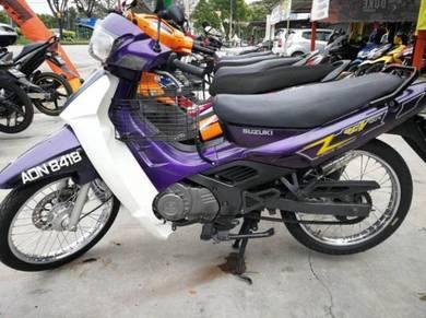 HK - Suzuki RGV