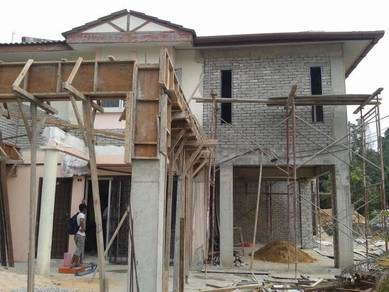Ubah, suai rumah area bandar puteri puchong