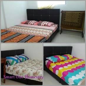 Smart One Homestay for muslim Penang