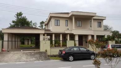 Detach house at petra jaya kuching