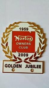 Norton owner club
