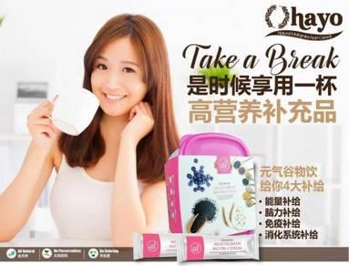 Ohayo Multigrains Nutri Cereal (24pkt/Box)