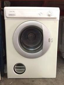 Drying Machine Mesin Kering Dryer Electrolux Auto