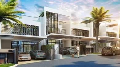 0% DOWNPAYMENT (24 x 75) 3 storey house sutera height cheras