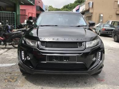 Range Rover Evoque Kahn Design Bodykit