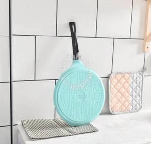 26cm Frying Pan Ceramic Non-stick Cookware Woks