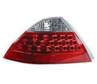 Honda Accord Rear Left Tail Light Lamp 2006-07