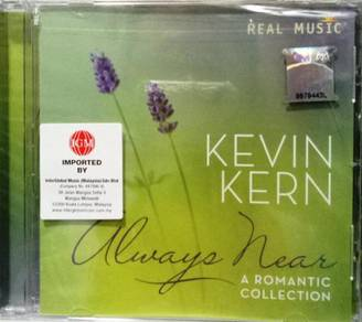 CD Kevin Kern Always Near CD (Imported)