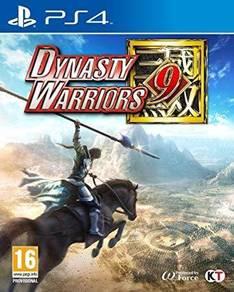 PS4 Dynasty Warriors 9