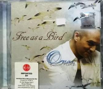CD Omar Akram Free as a Bird CD (Imported)