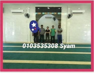 Saf Carpet / karpet masjid / idiFLOORING7
