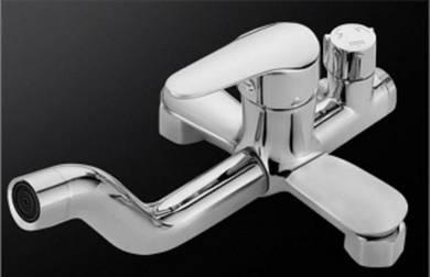 [HB413] Bath Rain Shower 3-Way Diverter Valve