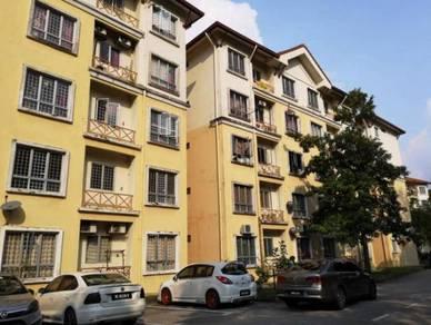 Apartment Seroja , Seksyen U8 Bkt Jelutong FREEHOLD