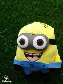 Despicable Me Minion Soft Toy