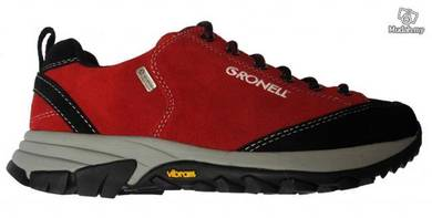 Italian waterproof hiking boots shoes Gronell Geni