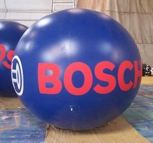 Giant Balloon, belon gergasi- Lesen DCA dan Majlis