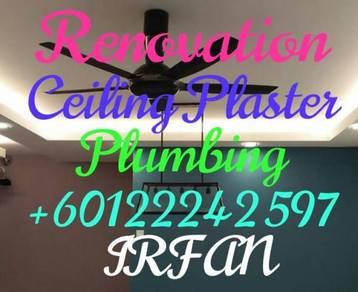 Repair Leaking Roof,Putrajaya