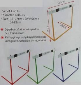 Quality Foldable & Adjustable Hurdle (PJ)