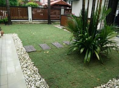 Pembekal rumput carpet dan tanam rumput