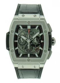 Hublot Spirit Of Big Bang Titanium Bezel 601.NX