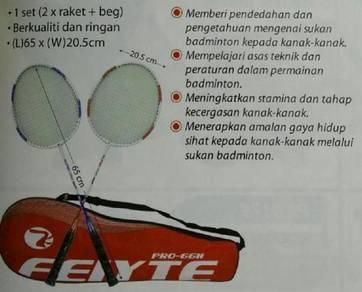 Raket Badminton Pro (PJ)