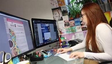 Graphic Designer Internship Student Pratikal