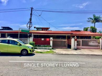Luyang/ Foh sang/ Damai/ Kota Kinabalu/ Single storey/ Taman Pelangi