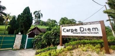 Carpe Diem Orchard Home (Rawang)
