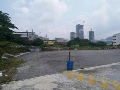 Cheras prime location commercial land for rent, taman taynton