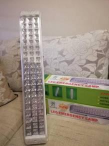 60 Led Emergency Lamp With Solar Panel