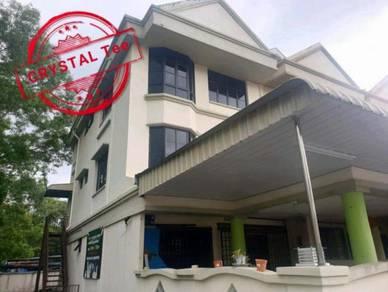 SPICE ARENA ( CORNER ) , 3 storey , Bayan Baru , Bukit Jambul