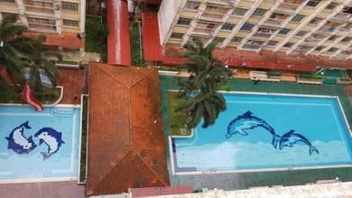Villa Krystal Apartment Bandar Selesa Jaya Skudai Johor Bahru FO