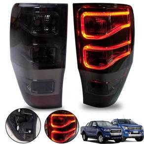 Ford ranger tail lamp t6 t8 t7 light bar taillamp