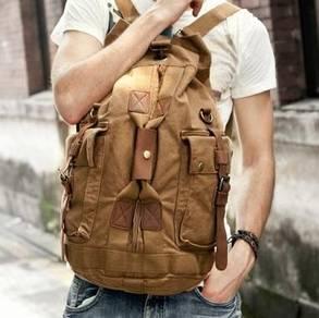 0169C Multi-Functional Travel Backpack Sporty Bag