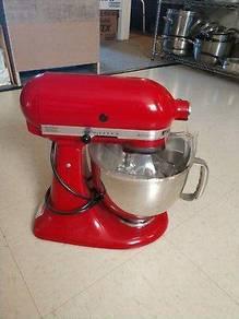 Kittchenaid mixer Red