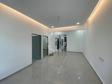 Facing field 22x80 1 Storey Terrace Taman Klang Jaya Nr Aeon Mall
