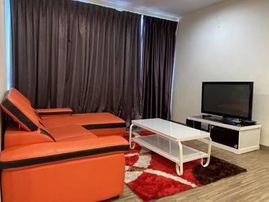 Zetapark Zen Suite CORNER Nice FULL FURNISH Setapak Central Danau Kota